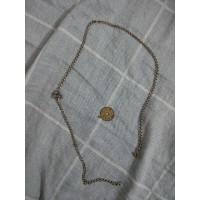 谁能帮我找到有报酬!寻找一条吊坠是银色铜钱有个W扣的银色项链